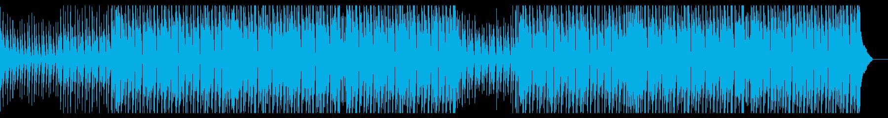 レゲトン ダンスホール ナイトクラブの再生済みの波形