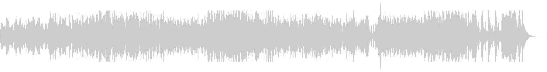 メルヘンなオープニングオーケストラの未再生の波形