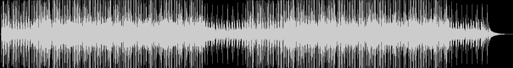 軽快でかわいい生音系ラグタイムの未再生の波形