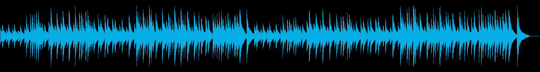 ジムノペディ第1番【ピアノ名曲】の再生済みの波形