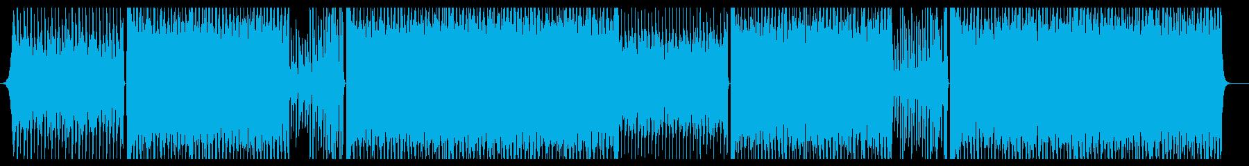 Marksmanの再生済みの波形