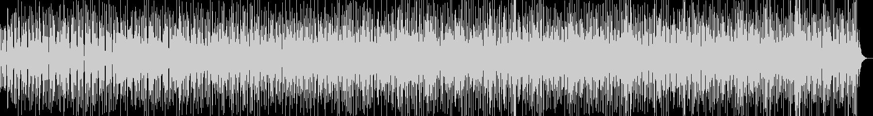 ディープなラテンのソンアフロとギターの未再生の波形