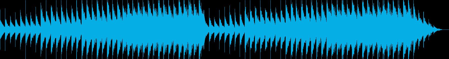 チル/ヒーリング:ギターと瞑想空間の再生済みの波形