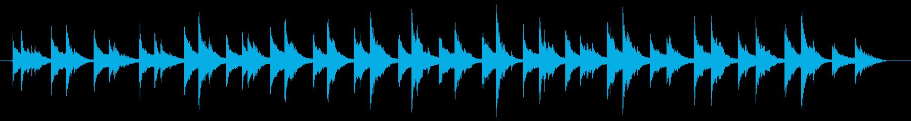 デュアルカウベル:コンスタントシェ...の再生済みの波形