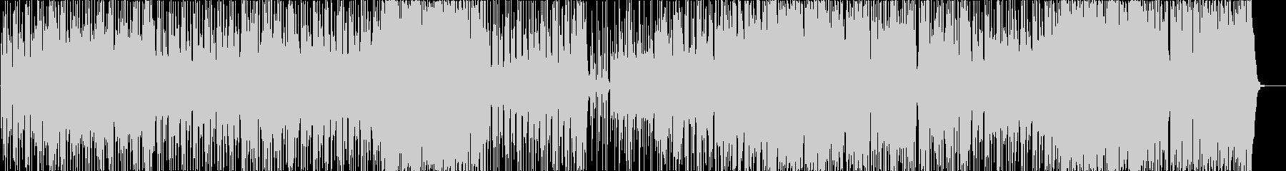 AMの未再生の波形