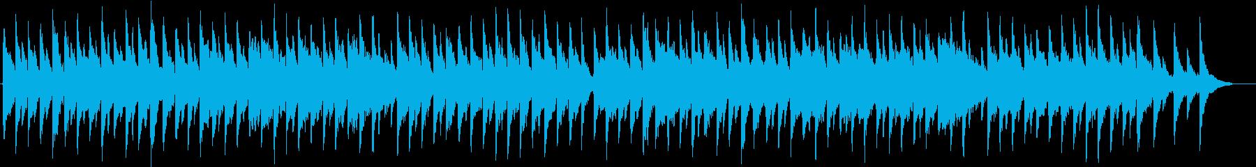 「むすんでひらいて」をヴァイオリンでの再生済みの波形