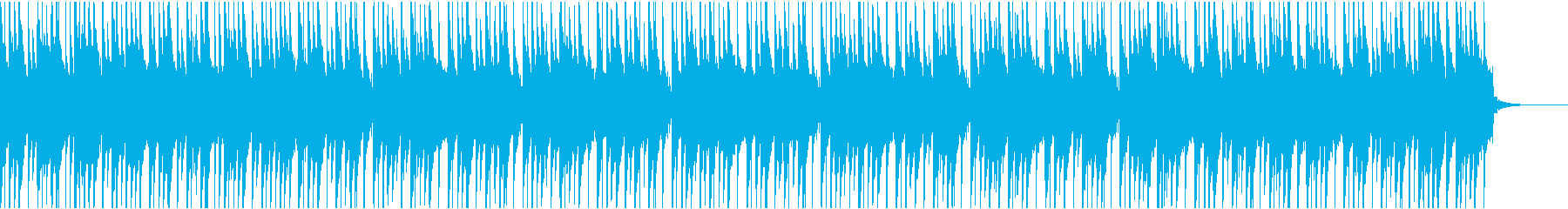 エジプト・アラビア風・エスニックな曲の再生済みの波形