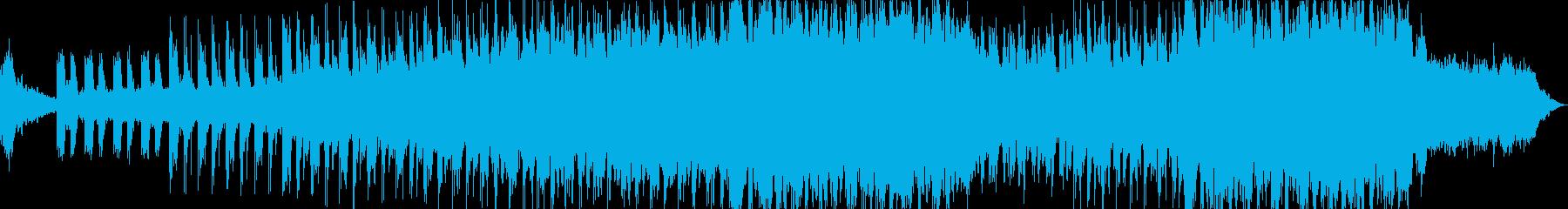映画音楽、シネマティック映像向け-17の再生済みの波形