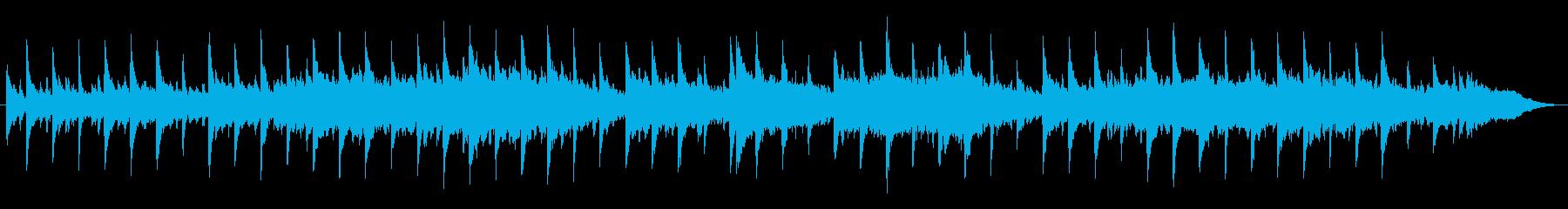 企業VP・CM・透明感・涼しい・60秒の再生済みの波形