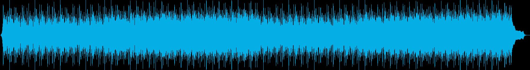 企業VP系114、爽やかギター4つ打ちaの再生済みの波形