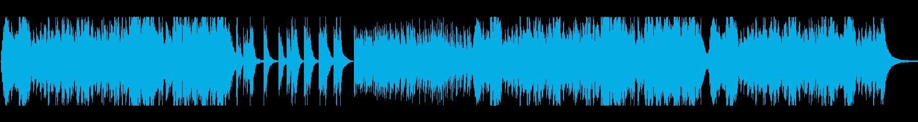 Pianoforte Solo。悲...の再生済みの波形