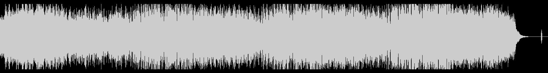ダークなアンビエントテクスチャの未再生の波形