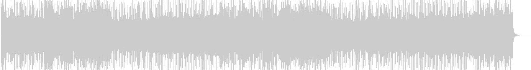 「HR/HM」「DARK」BGM148の未再生の波形