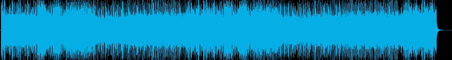 「HR/HM」「DARK」BGM148の再生済みの波形