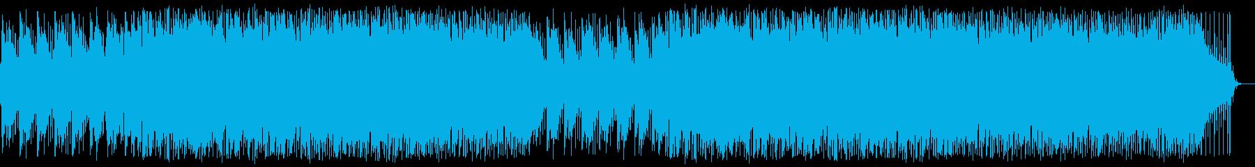 アコギ主体のポップで爽やかなコーポレートの再生済みの波形