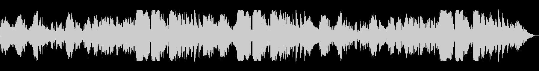 ケルト センチメンタル 感情的 静...の未再生の波形