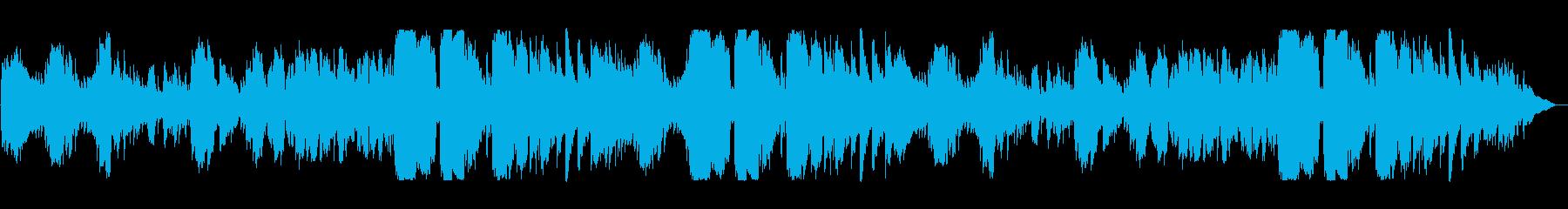 ケルト センチメンタル 感情的 静...の再生済みの波形