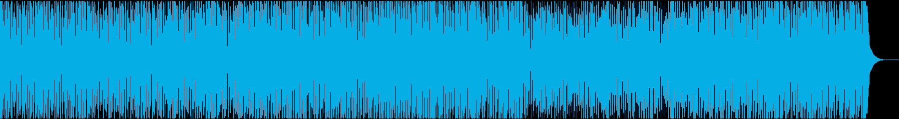 News6 16bit48kHzVerの再生済みの波形