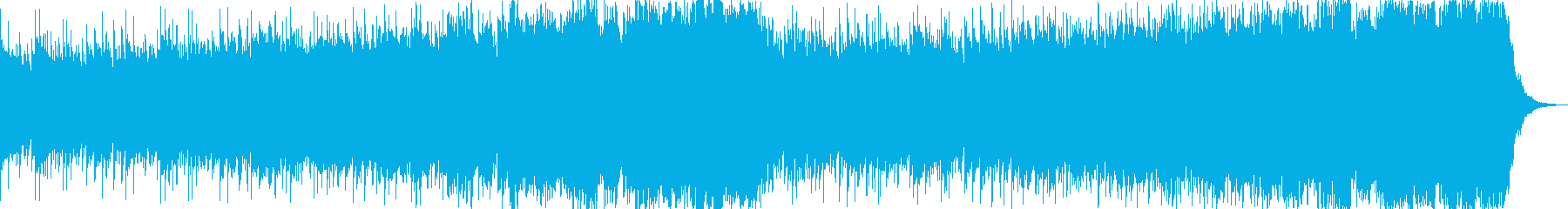 Prologue Orchestra 2の再生済みの波形
