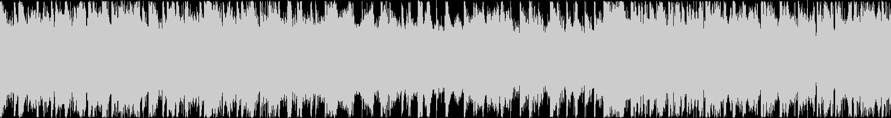 しっとりしたエレキギターメインのバラードの未再生の波形