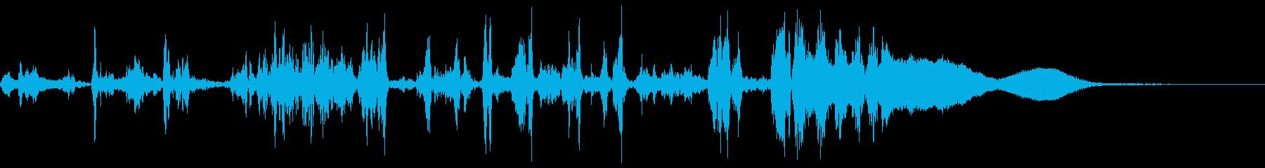 ロボットの混乱、コミュニケーションの再生済みの波形