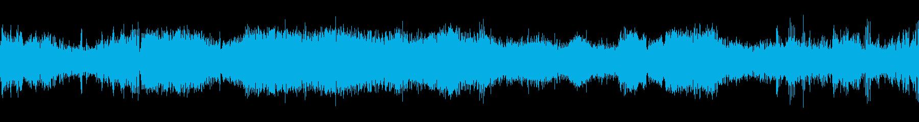 車のポンティアックインテリア、の再生済みの波形