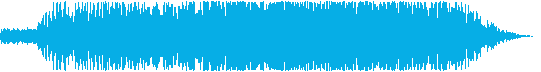 成層圏を浮遊するイメージの再生済みの波形