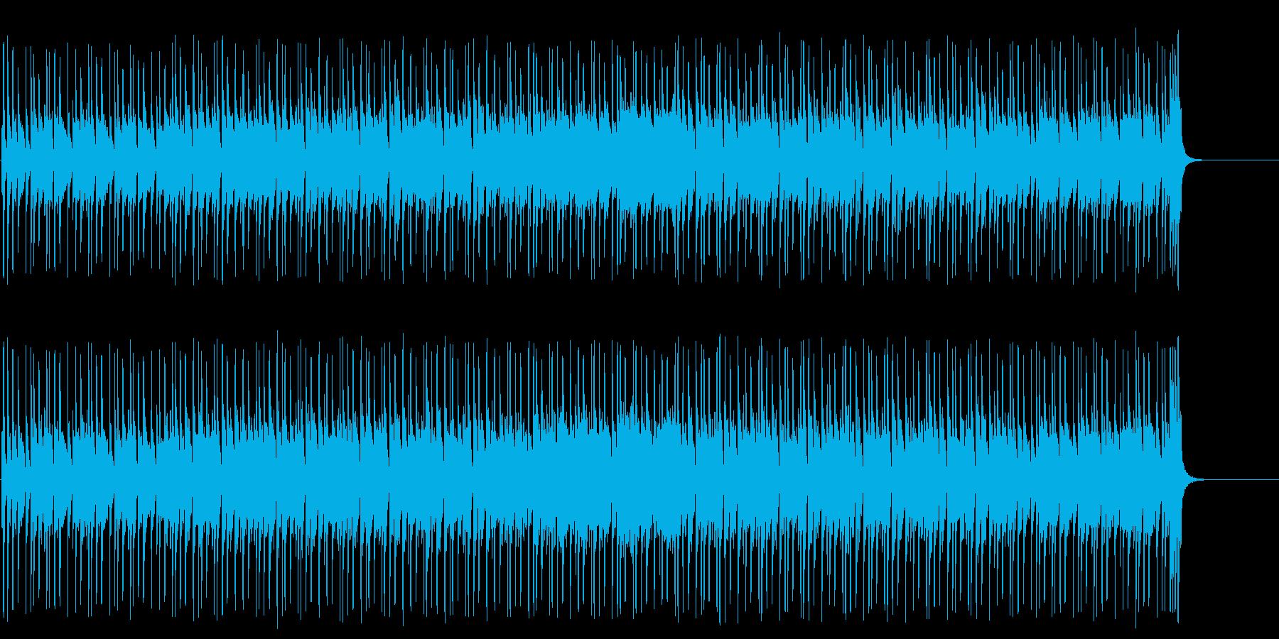 ダーティなポップ/マイナーの再生済みの波形