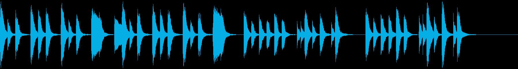 知育・料理・パズル・日常ピアノ20Aの再生済みの波形