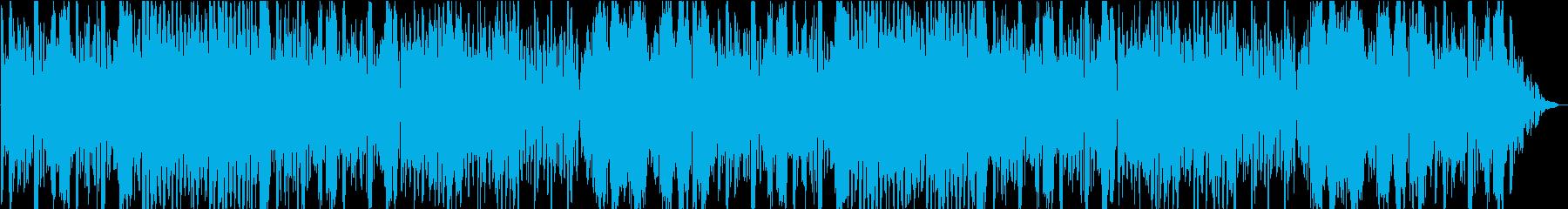 惑わされそうな弦楽とチェンバロのゴシックの再生済みの波形