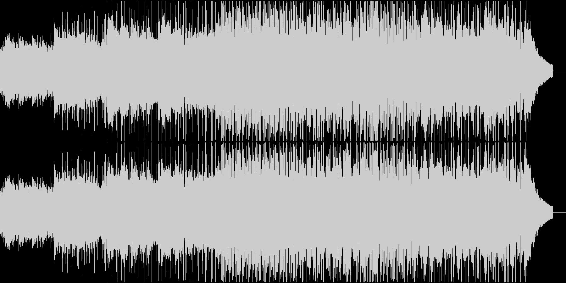 おシャレ不思議な原宿⭐︎ファッション系にの未再生の波形