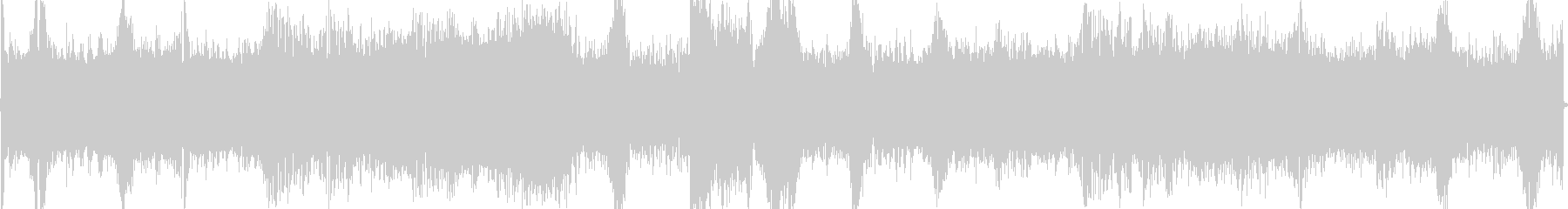 ビームガン銃撃戦の未再生の波形