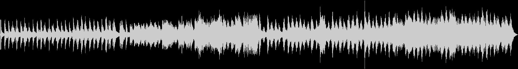 動画のBGMに使える木管ポップな小曲の未再生の波形