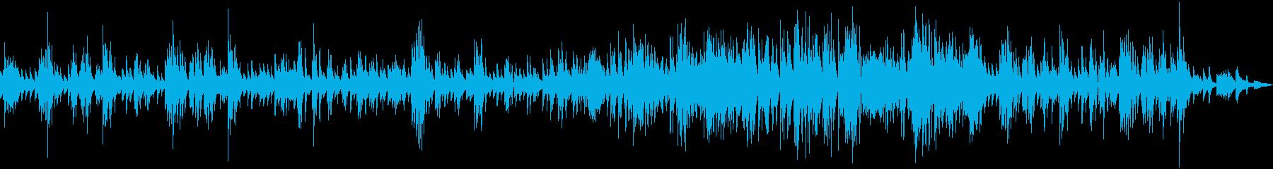 ジャズ 感情的 静か クール やる...の再生済みの波形