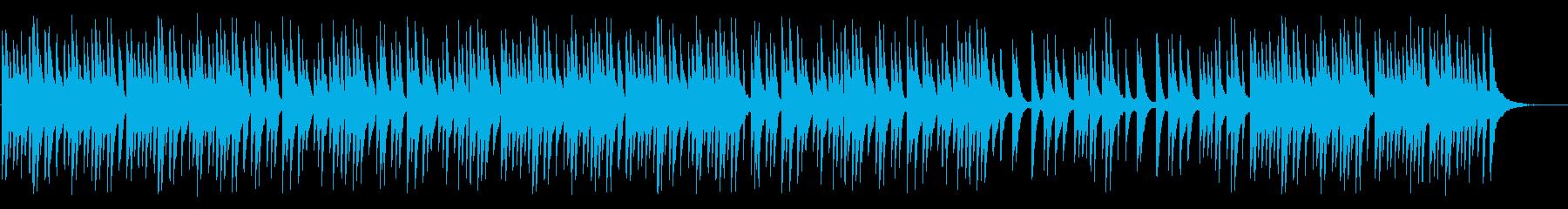JSバッハのスタイルのエレガントで...の再生済みの波形