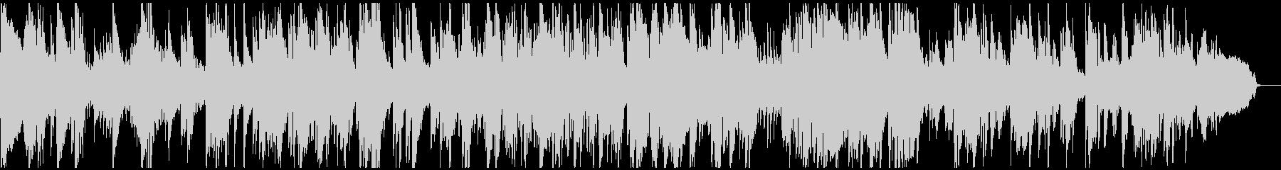 ムーディーなサックス生演奏ジャズバラードの未再生の波形