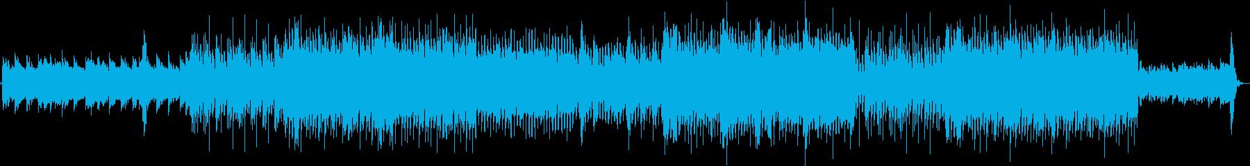 コールドプレイピアノスタイル。ポッ...の再生済みの波形
