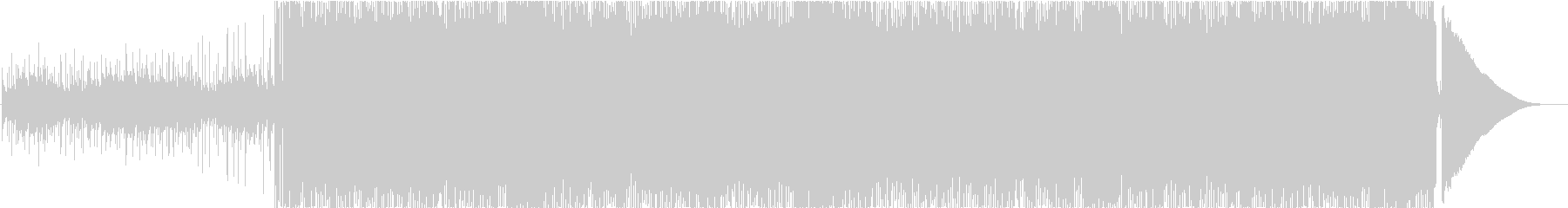 背景、刺激的、ヒップホップの未再生の波形
