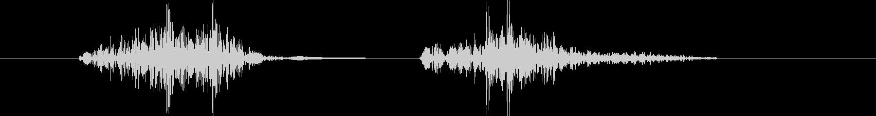 【ふぃと】エンコード192kbps レ…の未再生の波形