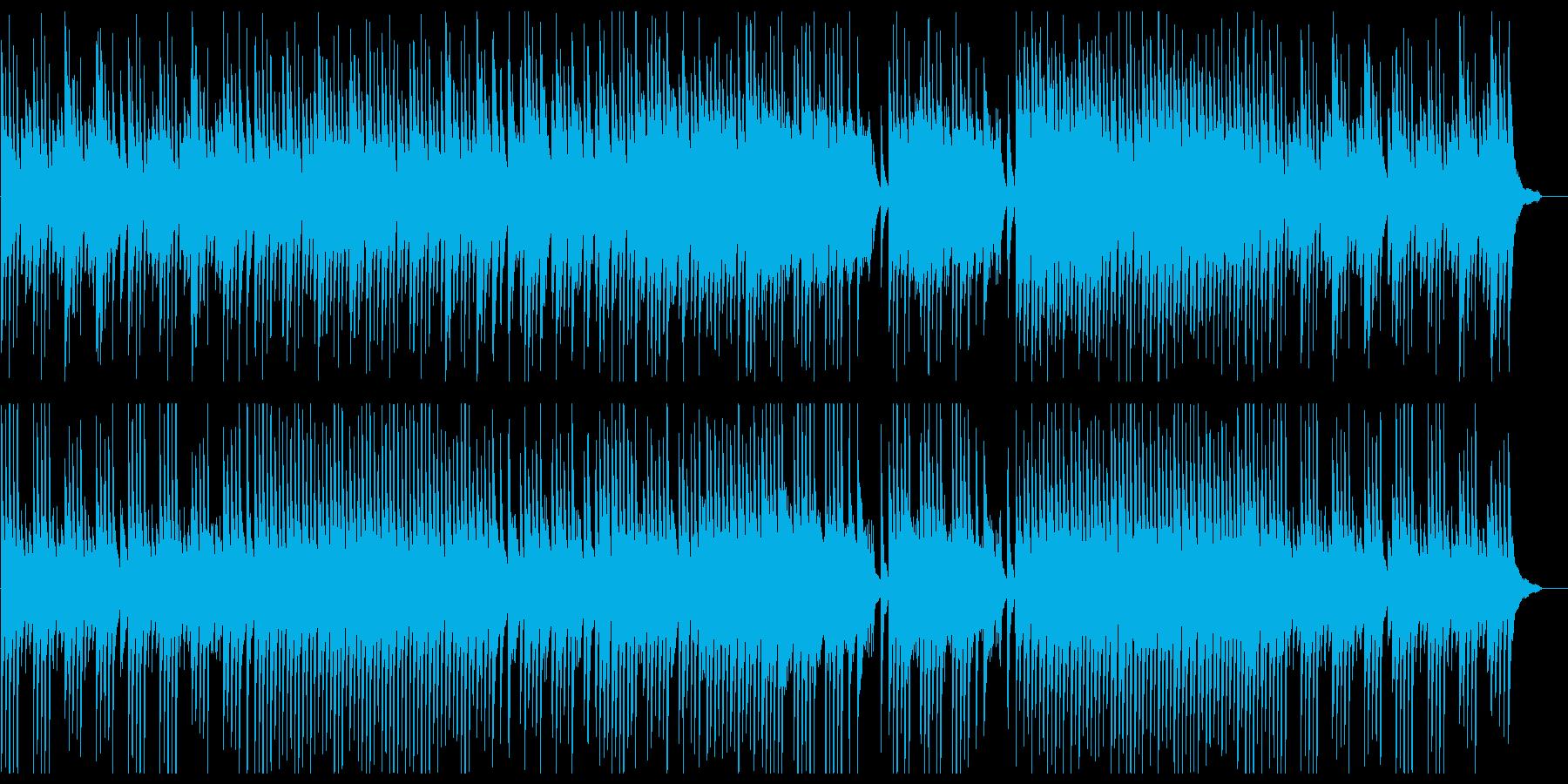 しっとりと優雅なピアノサウンドの再生済みの波形
