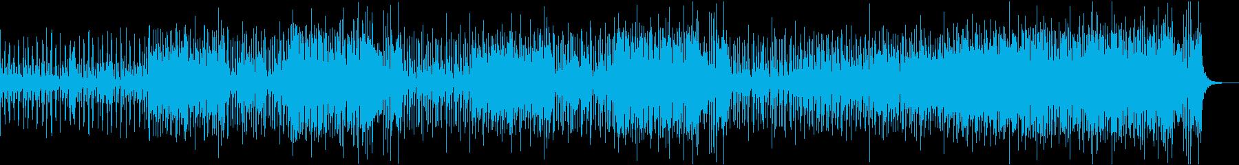 かっこよくて軽快なビッグバンドジャズの再生済みの波形