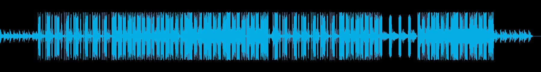 ダーク 不気味 Trap ビートの再生済みの波形