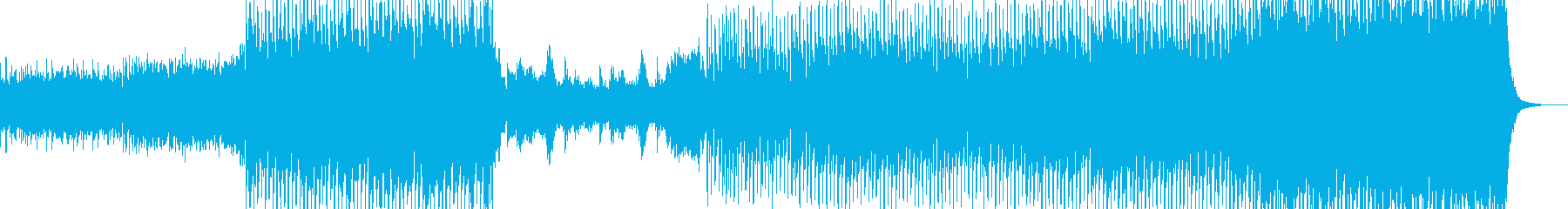 TUBASAの再生済みの波形