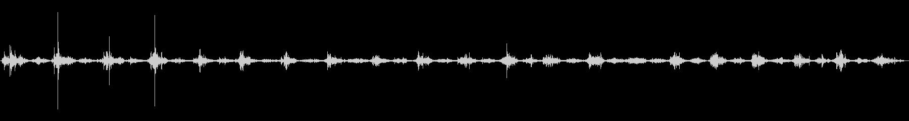 ノコギリ音 ギコギコ_02の未再生の波形