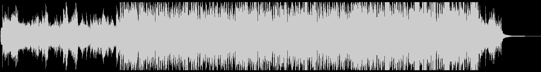 スローなピアノインスト曲の未再生の波形