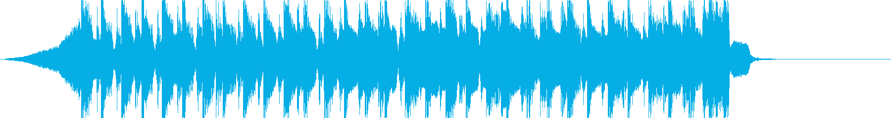 Happy Ukuelele 2の再生済みの波形