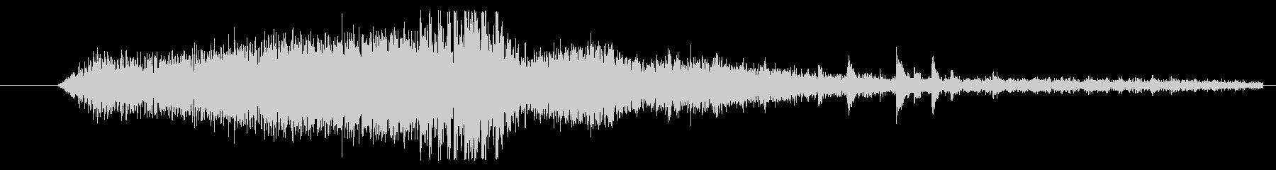 機械 ドリルストーン03の未再生の波形
