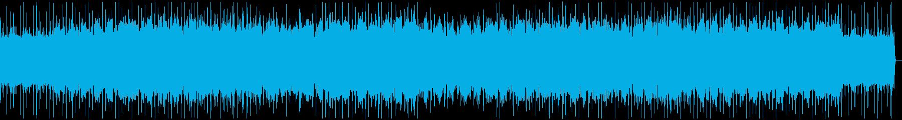 YouTube・ラジオ・大人な雰囲気の再生済みの波形