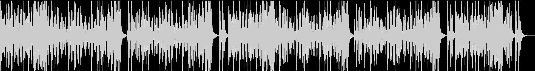 10秒でサビ、コミカル/カラオケの未再生の波形