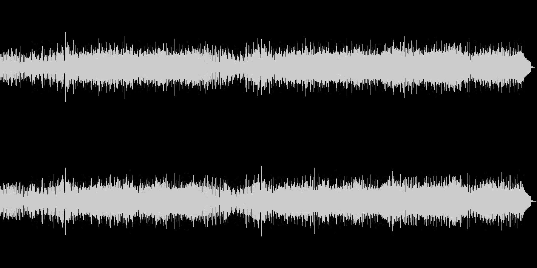 明るい琴がメインの和風POPSの未再生の波形
